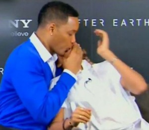 will and jaden kiss
