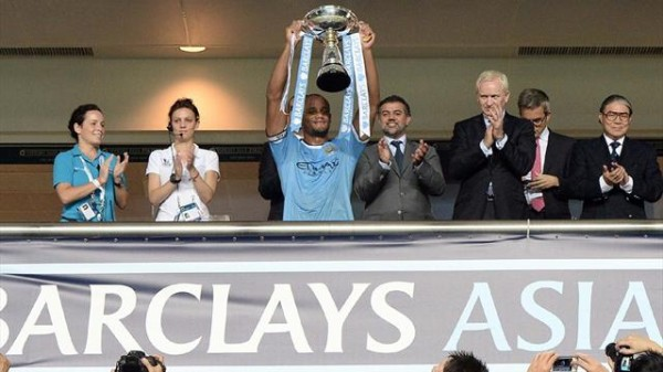 City Wins First Trophy under Pellegrini.