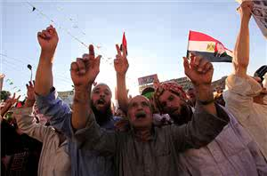 We Will Continue Our Peaceful Resistance To The Militay Coup – Egypt's Muslim Brotherhood