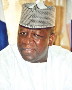 Abdul'Aziz Abubakar, Governo of Zamfara State