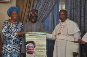 We Need More People Like Tinubu In Nigeria – Archbishop Atilade