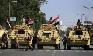Army Egypt brotherhood