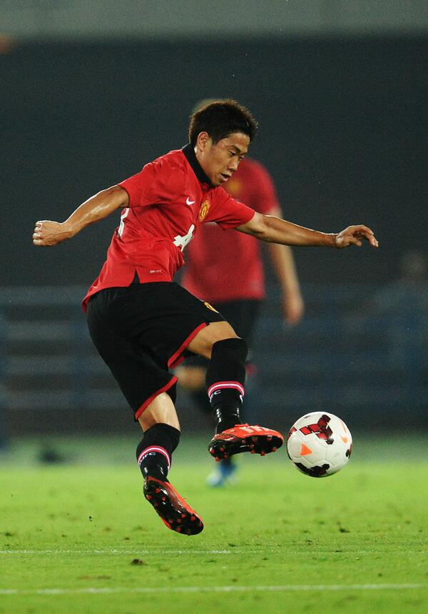 Kagawa Was a Second-Half Substitute Against Yokohama F. Marinos.