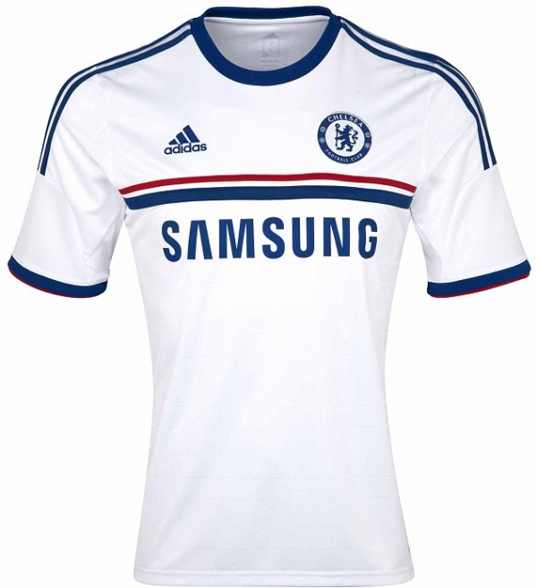 Chelsea's Away Kit.