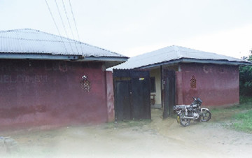 THE NYSC LODGE FROM WHERE THE VICTIMS WERE KIDNAPPED
