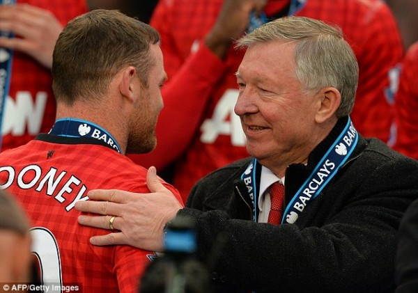 Wayne Rooney Reportedly Asked to Leave Old Trafford after Last Season.