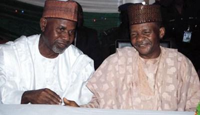 Garba Umar and Suntai