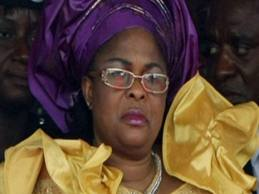 Amaechi Is My Son, Patience Jonathan Says As She Seeks An End To Rivers Crisis