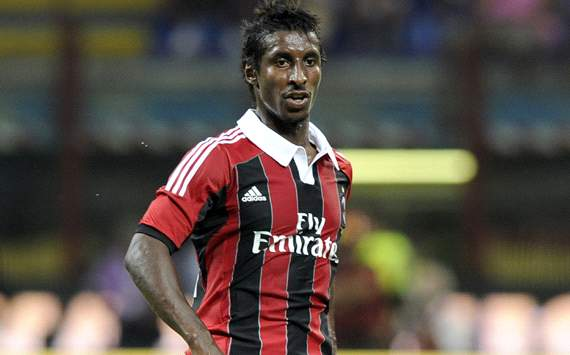 AC Milan's Guinea International Kevin Constant.