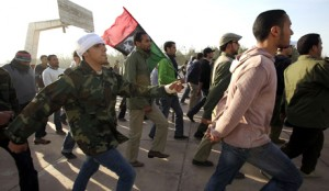 Unrest and fighting in Libya
