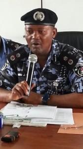 Mbu Joseph Mbu, Rivers Police Commissioner