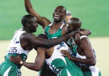Sydney Olympic Gold Medalists.