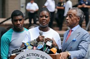 Sybrina Fulton, mother of Trayvon Martin image: EPA