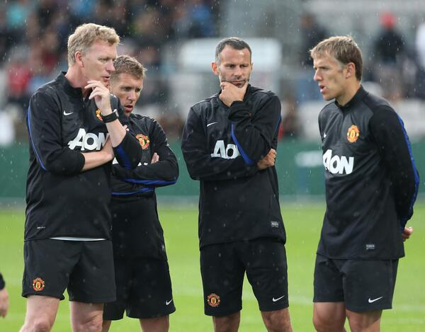 This Great Minds Will Have to Work it Out, Moyes remains Confident United Will Sign.