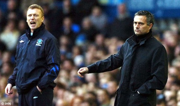 No Mind Games on Moyes- Chelsea Boss Jose Mourinho.