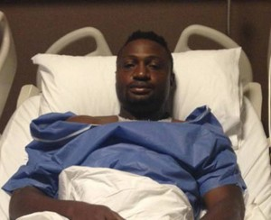 It Was a Knee Surgery Not a Heart Surgery- Says Eneramo.