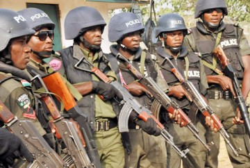 Plateau Police Seize 6 Weapons Manufacturers, 9 Armed Robbers