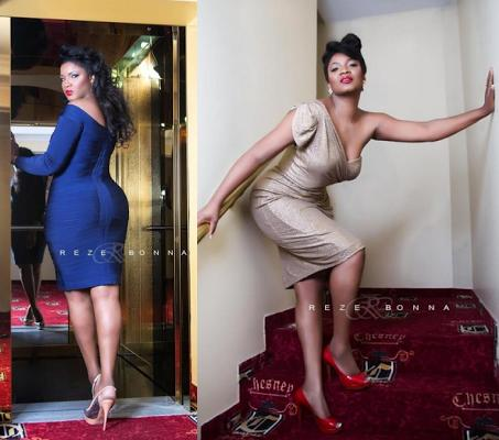 PHOTOS: Omotola Jalade Ekeinde's Hot New Photos