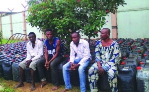 58-year-old Pastor, 3 Others Arrested For Alleged Pipeline Vandalism