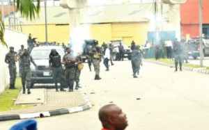 JTF Deployed To Rivers State House Of Assembly