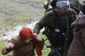 Israel Tries Palestinian Women Protesters