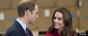 Duke And Duchess Of Cambridge Visit Denmark