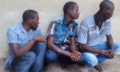How We kidnap Our Victims – Suspects