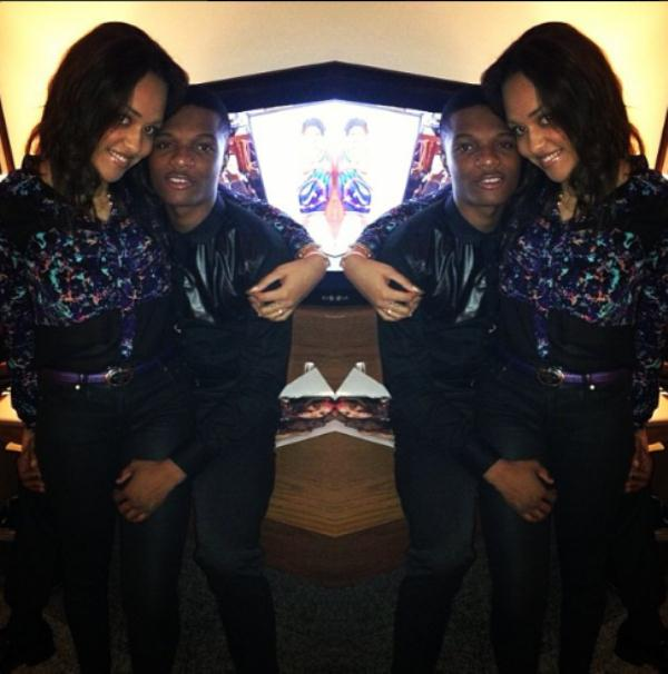 PHOTO: Wizkid Shares Intimate Bedroom Pictures Of He And Girlfriend
