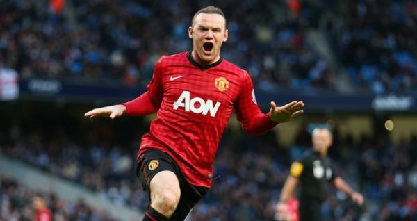 Manchester United Turned Down Chelsea's Bid For Wayne Rooney