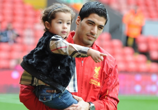 Luis Suarez Has Been Linked With a Move to the Emirate in Recent Days.