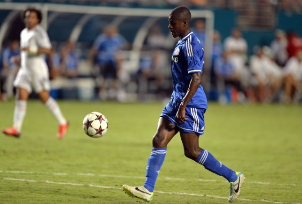 Ramires Chips In Chelsea's Only Goal.