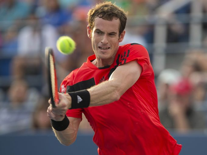 Andy Murray Through to the Third Round of the 2013 US Open.