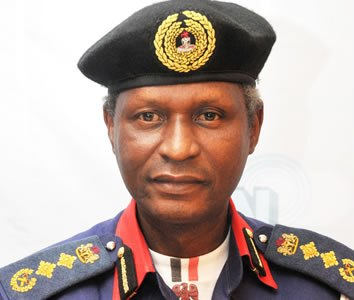 COMMANDANT GENERAL NSCDC, DR. ADE ABOLURIN
