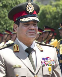 Egypt Army Chief Holds Overnight Talks With Opposition