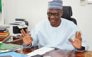 Alhaji Abdulfatah Ahmed, Governor of Kwara State