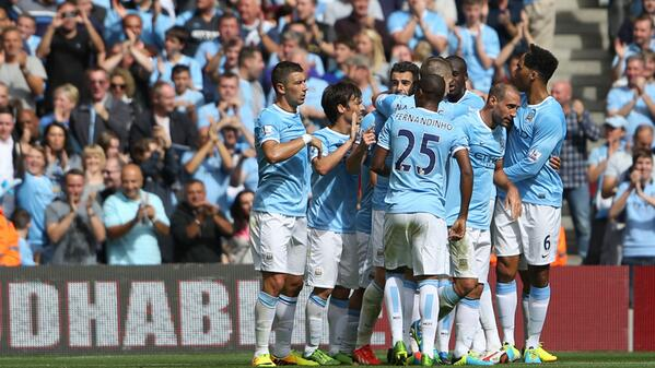 Celebration Time For the 'Sky Blues'