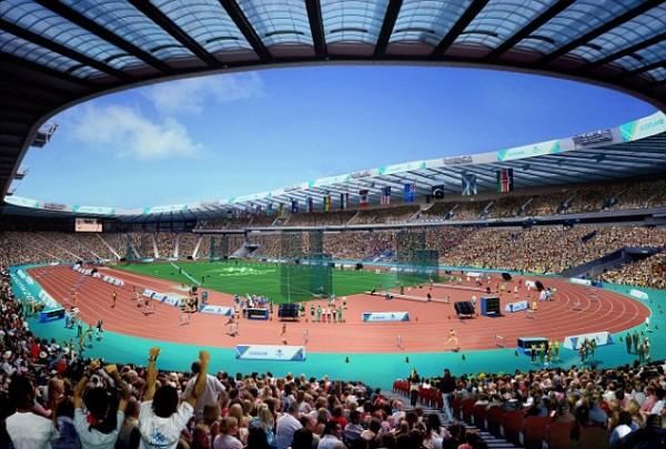 Delhi Commonwealth Games.