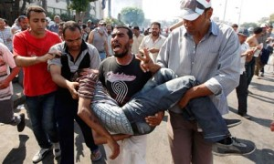 Pro-Mursi Protesters Remain Unmoved As Army Crackdown Looms