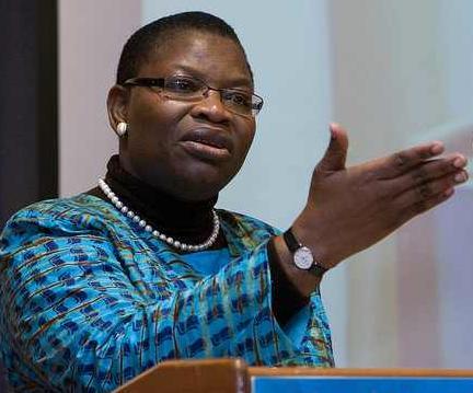 Mrs Obiageli Ezekwesili