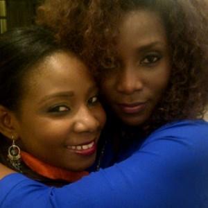 Genevieve and Daughter Ebuka 1