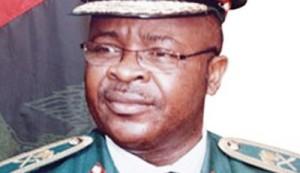 Chief of Army Staff, Lt. General Azubuike Ihejirika