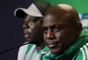 Coach Stephen Keshi Has Always Said the World Cup is His Priority.