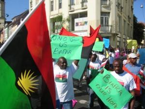 Police Arrest MASSOB Leader, 3 Members For Chanting War Songs