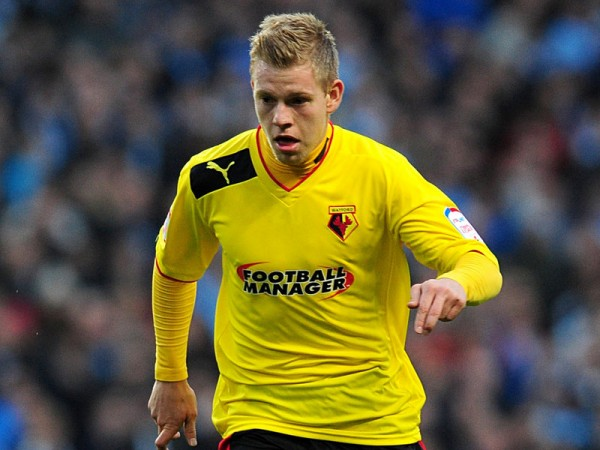 Udinese striker Matej Vydra Joins West Brom From Watford.