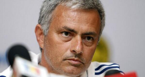 "Jose Mourinho Says ""I'M Unlucly"" After Losing the Uefa Super Cup to Bayern Munich."