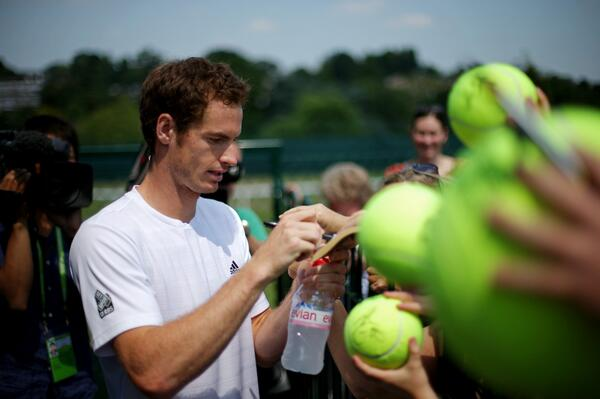 Andy Murray Returns to Action in Montreal, Canada on Tuesday or Wednesday.