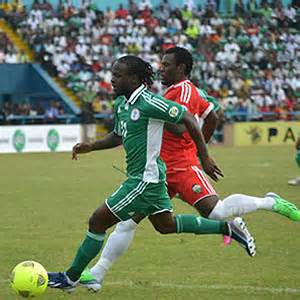 Viictor Moses Proved Reliable at the African Cup of Nations.