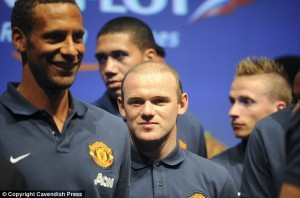 Rooney is Expected to Feature in Ferdinand's Testimonial on Friday.