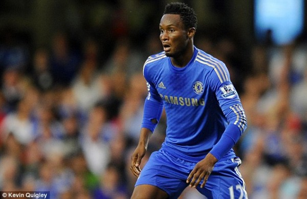 John Obi Mikel Could Join Napoli Instead of Galatasaray.