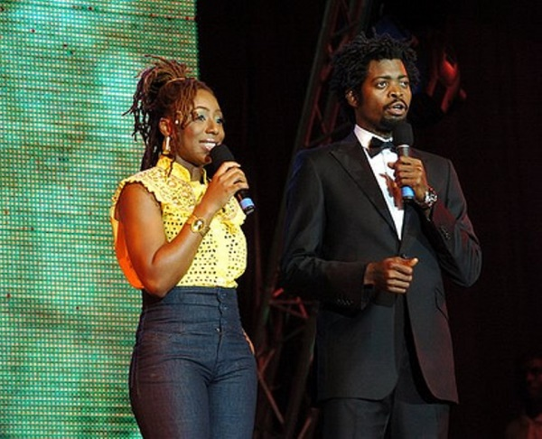 Basketmouth and Dakore Become Hosts of Nollywood Movies Awards 2013